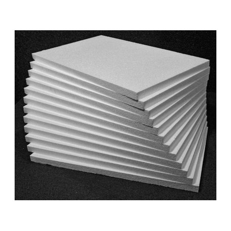 "Construction Foam 1"" sheets pack"