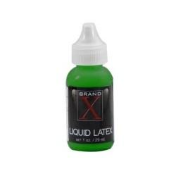 Brand X Liquid Latex 1oz - Green