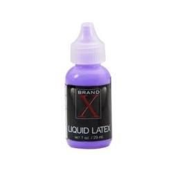 Brand X Liquid Latex 1oz - Purple