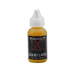 Brand X Liquid Latex 1oz - Orange