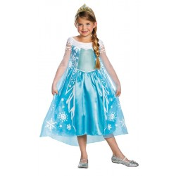 Frozen Elsa Deluxe Costume - Child