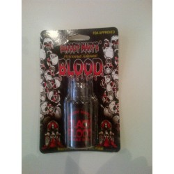 Blood - Zombie Black Blood