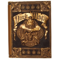 Dark Magic Book Animated Prop