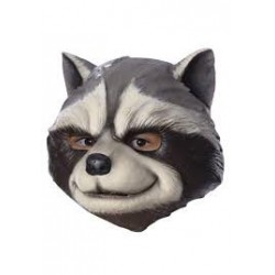 Rocket Raccoon Child 3/4 Mask