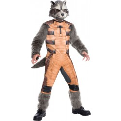 Deluxe Rocket Raccoon - Child