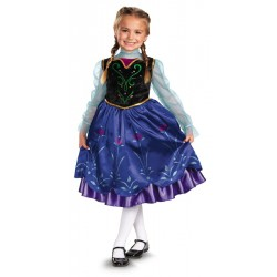 Frozen - Anna Child Costume