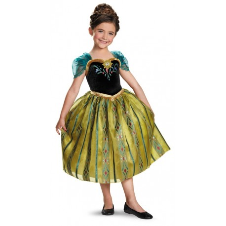 Frozen Anna Coronation Costume