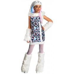Monster High - Abby Bominable Child Costume