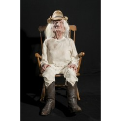 Grandpa Crotchety Rocking