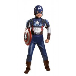 Captain America Avengers Muscle