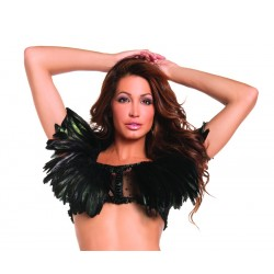 Feather Top - Black