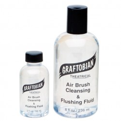 Air Brush Cleaning and Flushing Fluid