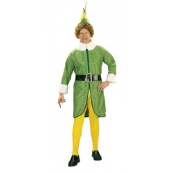 Buddy the Elf Standard Costume