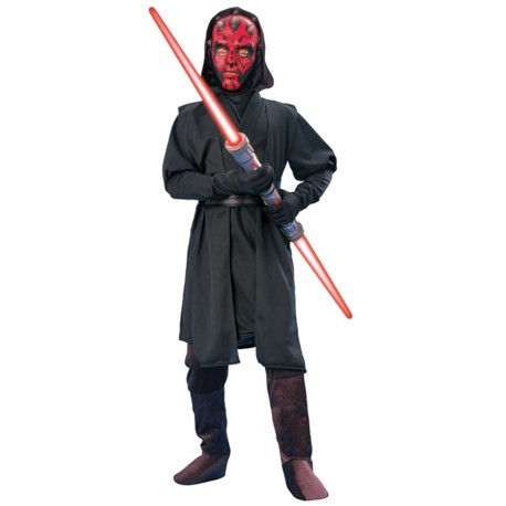Star Wars Darth Maul Deluxe Child Costume