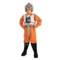 Star Wars Xwing Pilot Child Costume