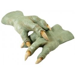 Star Was Yoda Hands