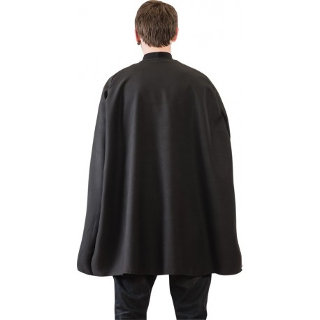 Black Adult Superhero cape