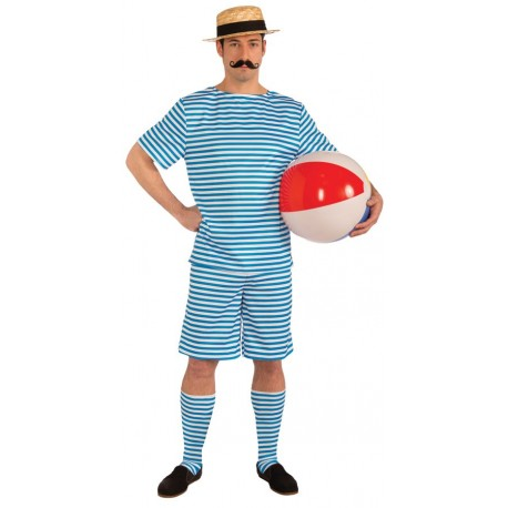Beachside Clyde Adult Costume