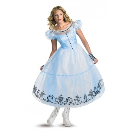 Alice Movie Deluxe Costume