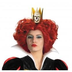 Red Queen Wig Alice in Wonderland