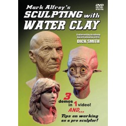 Sculpting with Water Clay DVD
