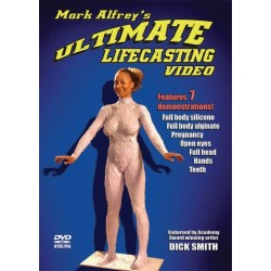 Ultimate Life Casting DVD