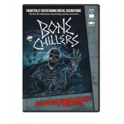AtmosfearFX - Bone Chillers DVD