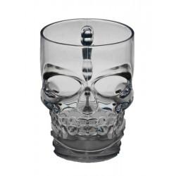 Set of 2 Skull Mugs