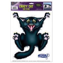 Crazy Cat Cling