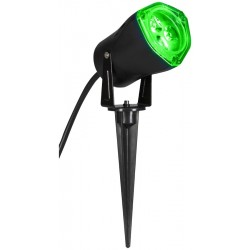 LED Short Circuit Outdoor Light - Green Light