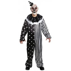 Kill Joy Clown Costume - Adult