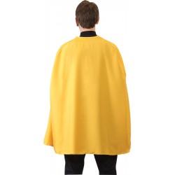Yellow Superhero Cape - Adult 36 inches