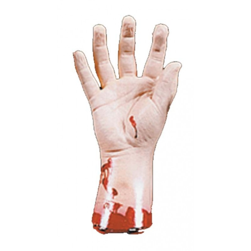 Cut Off Hand Prop - Creeped Out.ca