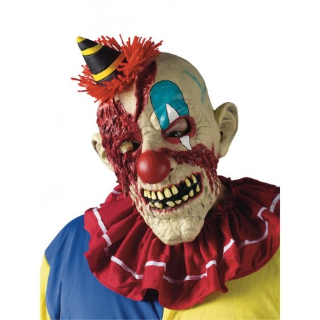 Fearsome Faces Clown Mask