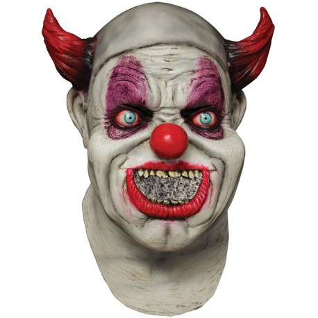 Digital Rotten Mouth Clown Mask