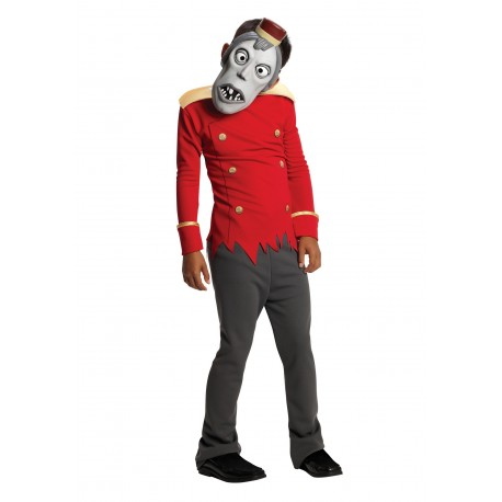 Hotel Transylvania 2 Zombie Bell Hop Kids Costume