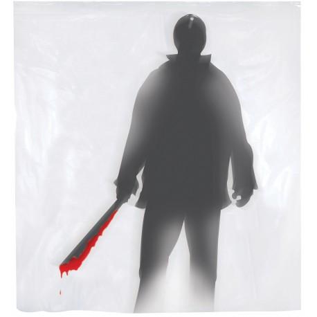 Bloody Machete Shower Curtain
