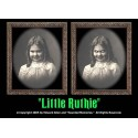 "Little Ruthie 5""x7"" Changing Portrait"
