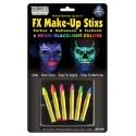 6 Neon FX Sticks
