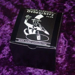 "Candle Pack - ""Debauchery"""