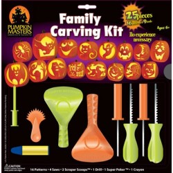 Family Carving Kit