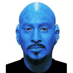 Bald Cap - Blue