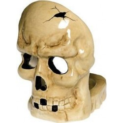 scarey-bones-ceramic-votive-holder