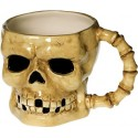 Scarey Bones Ceramic Mug
