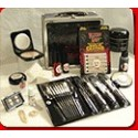 Designer Lunch Box with Make-Up Kit