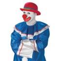 Bozo Clown Derby Hat