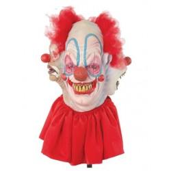Clowning Around Latex Mask