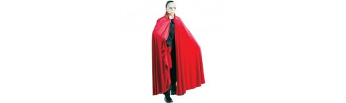 Capes, Coats & Cloaks
