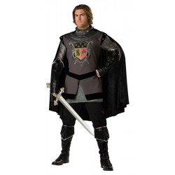 Dark Knight Medieval Costume - Adult