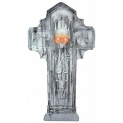 light-up-skull-on-cross-tombstone